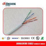 Cable UTP Cat5e para la comunicación de red Sysmtem