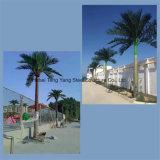 Hot Sale pôle d'antenne de l'arbre camouflé Palmier artificiel antenne monopolaire Tour de Communication