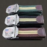 Cinghia elastica militare poco costosa e fine della tessitura dell'esercito (SYSG-244)