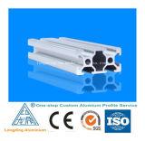 prix d'usine Profil en aluminium pour l'industrie utilisé /Tube avec tube en aluminium