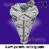 Misturador afilado da fita (séries de PVR)