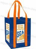 Grande sacco di Tote non tessuto personalizzato supplementare di acquisto (M.Y C. -009)