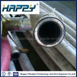 Slang van de Olie van de Draad van de hoge druk de Spiraalvormige Hydraulische RubberR10