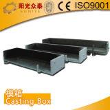 Qualité durable prix bon marché machine à fabriquer des blocs de béton cellulaire autoclavé AAC