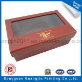 Специальный материал бумага жесткая коробка для хранения