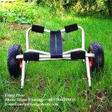 アルミニウムカヤックのカートのカヌーのトロリー、トロッコのキャリアのトレーラーFdw-Ky15