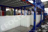 15 T/24h Sistema direto do bloco de gelo fazendo a máquina para venda