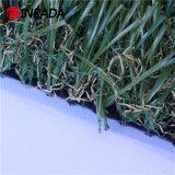 Jiangsu produjo la hierba artificial de la hierba del césped 25m m del paisaje artificial profesional de la pila