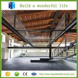 Construction en acier d'entrepôt d'usine d'atelier de long bâti préfabriqué d'envergure