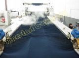 Dampf, Elektrizität + Öl, Zirkulations-Leitöl Öffnen-Breite Verdichtungsgerät-Textilraffineur