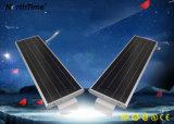 Fabricante da luz solar profissional tudo-em-um LED integrado Lâmpada Jardim Solar