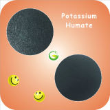 De Meststof van het humusachtige die Zuur in het Kalium Humate wordt gemaakt van China