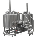 300L micro cervecería llave en mano el equipo