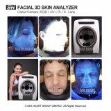 specchio magico dell'analizzatore facciale professionale della pelle 3D per il salone di bellezza