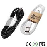 Cable micro del USB del teléfono elegante de la alta calidad de la fábrica para Samsung