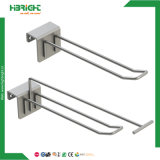 Supermaket Shop Fittings Metal Single Wire Prong Hook