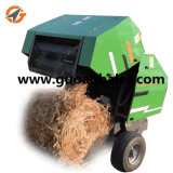 Produit de vert de paille de blé utilisé autour d'écoper la machine de presse