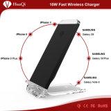 Caricatore senza fili veloce del basamento del Qi per il iPhone 8/8 di Plus/X