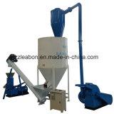El aserrín de madera industrial Shredder que hace la máquina de molino de martillo