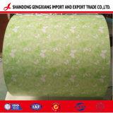Drucken-Blume galvanisierte Stahlring PPGI von Shandong Huaye