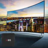 Caixa de TV Android I95 Caixa de TV inteligente IPTV Ott Caixa com Chip de rocha RK3229 1GB de RAM/8 GB ROM