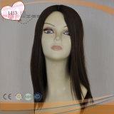 La moda el cabello humano delante de un cordón peluca (PPG-L-01988)