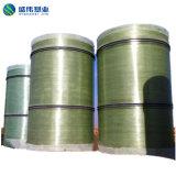 Cor diferente de plástico reforçado com fibra de vidro Tubo Gre GRP