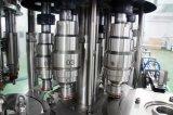 Bebida de CO2 Máquina de embalaje con botella de plástico