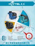 Elektrischer kupferner Draht-selbstansaugender Zusatzselbstdruckpumpe mit Regelventil