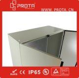 Coffre de distribution pour boîtier électrique en métal imperméable à l'eau