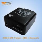 OBD Car GPS Tracker avec RFID identifiez l'ID du conducteur, démarreur sans fil Arrêter le moteur Tk228-Ez
