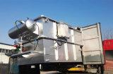 De opgeloste Machine van de Oprichting van de Lucht voor Industrieel Afvalwater/het Olieachtige Apparaat van de Behandeling van het Afvalwater