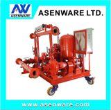 Sistema de bomba de incendio de baja presión