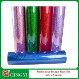 Vinilo del traspaso térmico del holograma de Qingyi Niza para la materia textil