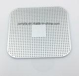Изготовленный на заказ металл штемпелюя продукты, пористый алюминиевый штемпелевать, алюминиевый декоративный штемпелевать, сеть штемпелюя, металл диктора штемпелюя обслуживания