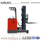 Mima 2500kg Batterieleistung-elektrischer Reichweite-LKW-Gabelstapler mit Cer