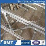 struttura di sistema del comitato solare 1MW per il tetto piano ed il montaggio aperto del campo, parentesi del sistema di energia solare