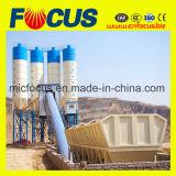 Planta mezcladora de concreto totalmente automática, Hzs90 Planta de procesamiento por lotes de hormigón de la correa