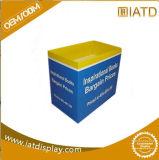 カスタムリサイクルのボール紙のペーパー床のダンプの大箱