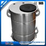 粉のコータのためのGalin 45L 304の金属またはアルミニウムまたはステンレス鋼の粉のコーティングかスプレーまたはペンキの送り込みホッパーまたはバレルまたはバケツまたはホッパー(H4)