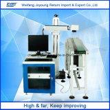 Handaus optischen fasernlaser-Markierungs-Maschine