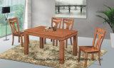 Madeira contínua da venda quente que janta a tabela e a cadeira da mobília