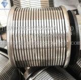 Stainer dell'ugello del metallo di uso dello stagno dai 25 micron, ugelli dell'acciaio inossidabile