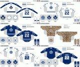 Customized Homens Mulheres Crianças Liga de Hóquei Americana Toronto Marlies 2008-2013 Hóquei no Gelo