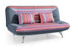 Base di sofà moderna della mobilia della stanza di Foldedliving del tessuto