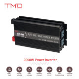 2000W高容量インバーター110/220/240VAC純粋な正弦波の太陽エネルギーインバーターへの12/24/48 VDC