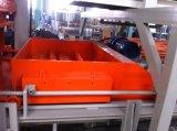 Máquina oca concreta hidráulica automática cheia do bloco