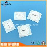 別のサイズおよびカラーのMIFARE Ultralight C RFIDのペーパーステッカー