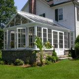Verre de sécurité feuilleté Feelingtop Villa et Maison de jardin véranda en aluminium