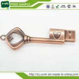 결혼 선물을위한 키 USB 8기가바이트 메모리 스틱 사랑